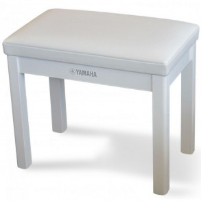 Banquette blanche Yamaha