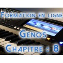 Formation en ligne Genos - 08 Playlist