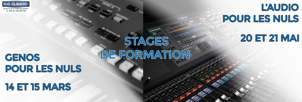 Stages de formation